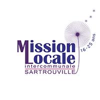 Logo Mission Locale Sartrouville